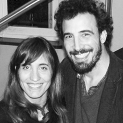 Elsa Bennett et Hippolyte Dard (Réalisateurs et scénaristes)