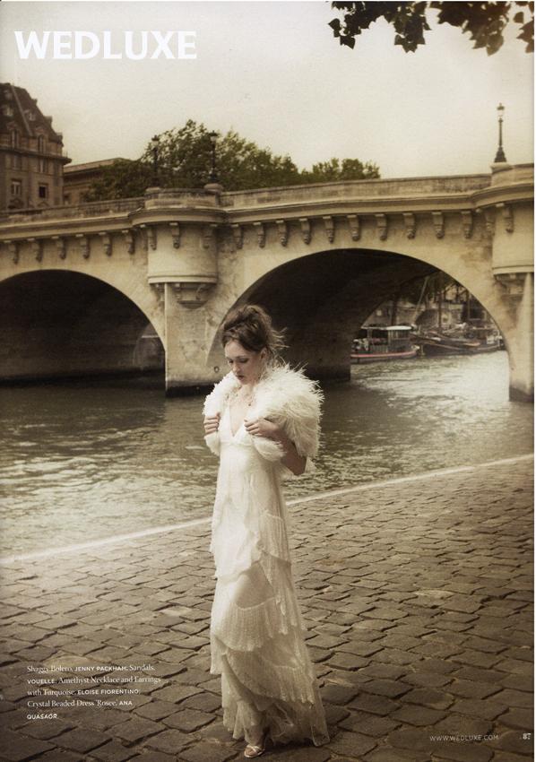 Wedluxe-La Princesse Parisienne