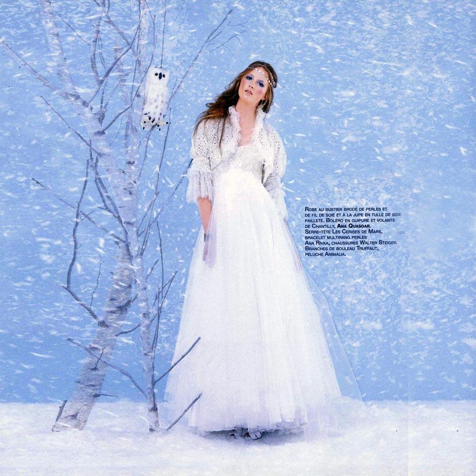9719e57d83af6 Winter Bride - Ana QuasoarAna Quasoar